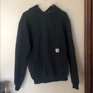 Black Carhartt hoodie